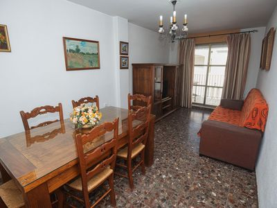 Photo for Holiday apartment directly by the beach - Apartamento Ramón