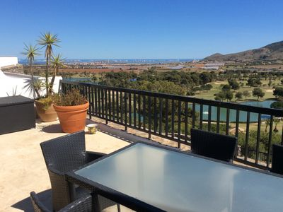 Photo for Apartment Vacation Rental in Los Belones, Cartagena, Murcia