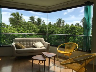 Photo for Flat new high standard 2 suites in Sheep Beach Resort, set sea