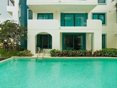 Photo for 2BR Apartment Vacation Rental in Tambon Hua Hin, Chang Wat Prachuap Khiri Khan