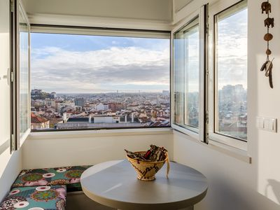 Photo for 4BDR flat w/ unobstructed city views by ONDJO