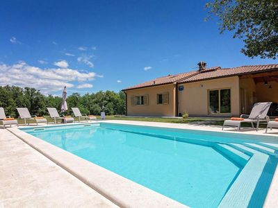 Photo for Beautiful, modern villa located in a small and quiet village