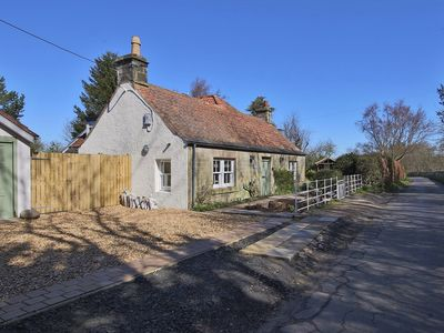 Photo for A gorgeous 3 bedroomed country cottage just outside St Andrews