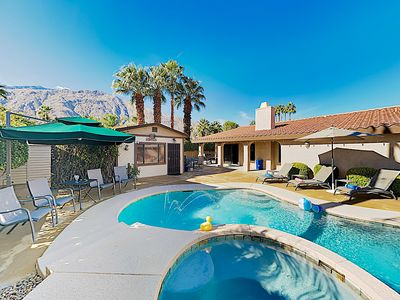 Photo for New Listing! Lush Oasis w/ Casita, Private Pool & Spa -- Near Downtown