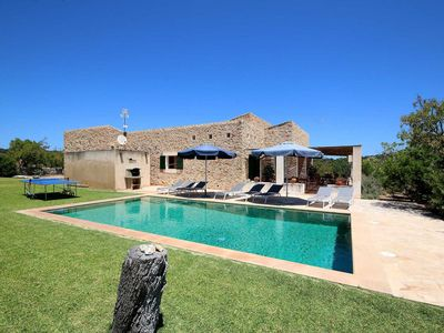 Photo for Son Gener - Country house for 8 people in Son Servera