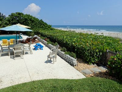 Photo for Luxury Secluded Beach Home On Quiet Oceanfront