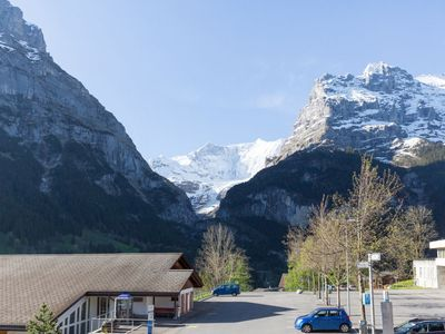 Photo for Apartment in the center of Grindelwald with Lift, Parking, Internet, Balcony (38043)