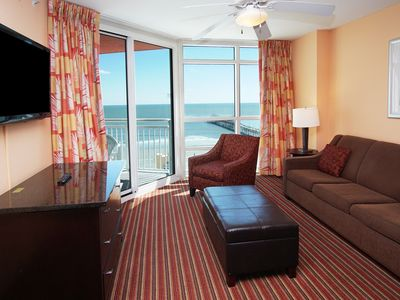 Photo for PRINCE RESORT at Cherry Grove Pier... first-class North Myrtle Beach condos