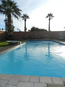 Photo for THE BEST LOCATION! House w/Pool, Walk to Best Dining, Shopping, Entertainme