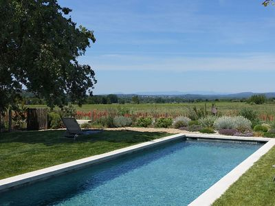 Photo for Near Uzès, Mas Saint-Jean for rent - 4 bedrooms - swimming pool