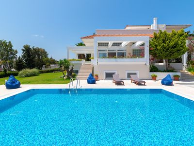 Photo for City Mansion ,Rhodes town with private pool