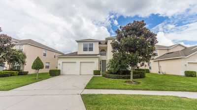 Photo for Stunning  5 bedroom, 5 bath pool home in Windsor Hills  Resort near all Orlando Attractions!