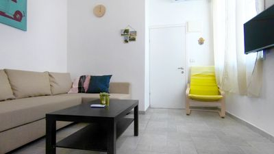 Photo for A Trendy Apartment in the Heart of Florentin