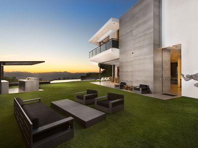 Photo for Beverly hills luxurious heated infinity pool amazing views