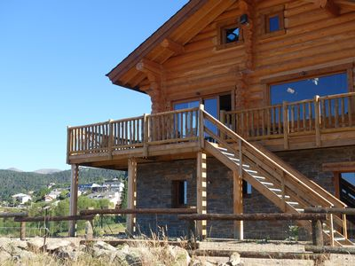 Photo for The chalet Under the stars, view 5 *****