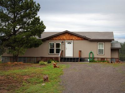 Photo for Incredible Pagosa: Cont. Divide Views, 2 Mins from Downtown, Private Hot Tub