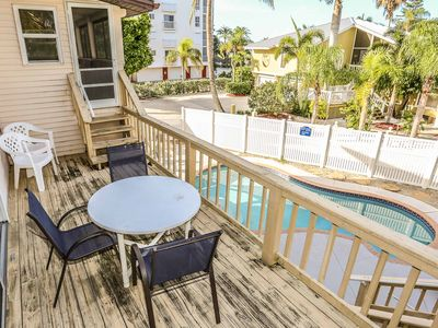 Photo for Beach-side Home w/Heated Pool at South End of Island  Book Easter Weeks Now at 75% Discounted Rate and Any Week May 1st -Sept. 30, Now 20% Less!