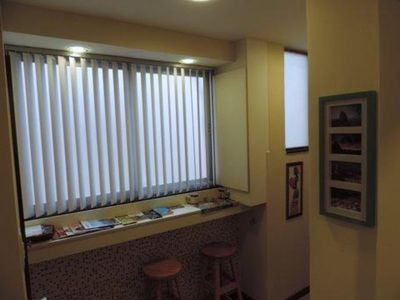 Photo for 128 - New and complete apartment, close to Copacabana beach, 1 bedroom and living room