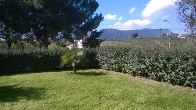 Photo for modern villa of 6 pers foot in about Ajaccio available in August