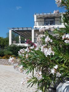 Photo for Alphavilla – Relax in this holiday home in a quiet location with beautiful sea view. Welcome!