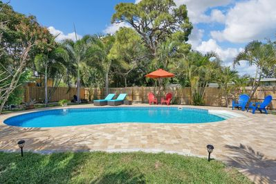 Charming Oasis with a Pool! (#102) WILTON/FLL - Central Fort Lauderdale
