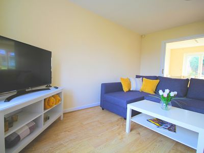 Photo for Fully equipped house near John Lennon Airport with garden, free parking and WiFi