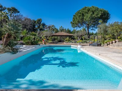 Photo for Amazing Villa in Mougins with piscine & tennis in Private domaine !!!