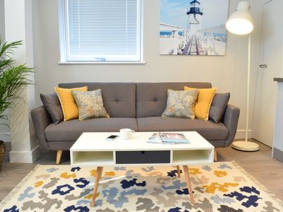 Photo for 1BR Apartment Vacation Rental in Peterborough, England