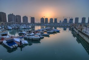 Photo for 1BR Apartment Vacation Rental in Doha, Doha