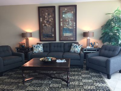 Photo for West Facing, 12th Floor Beauty. Professionally Decorated With High-End Details.