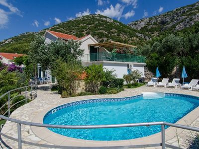 Photo for Holiday house AP  - Viganj, Peljesac peninsula, Croatia