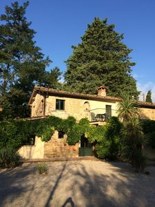 Photo for 18th Century Stone Farmhouse With Private Pool