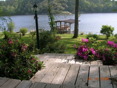 Photo for The Lake House on Lake Hamilton