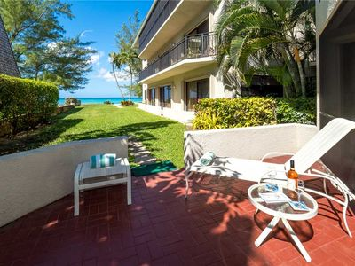 Photo for Tropical Oceanfront Condo #1
