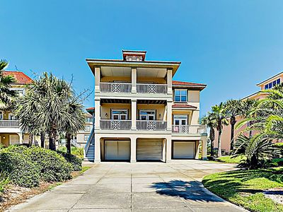 """Photo for New Listing! """"For the Shell of It"""" - Beachside Retreat w/ Pool, Pier & Tennis"""