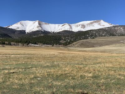 Photo for Ranch experience, next stop Colony, Humboldt, Crestone, and Crestone Mts