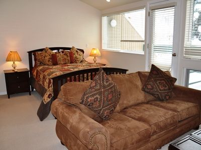Photo for Cute and Convenient Studio #5S in East Vail with Hot Tub access.