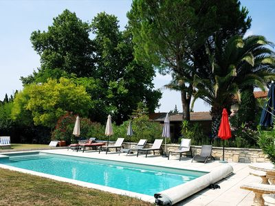 Photo for 5BR Villa Vacation Rental in Saint Remy de Provence