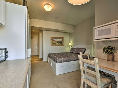 Photo for NEW-Studio w/View+Hot Tub by Park City/Deer Valley