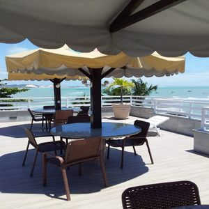 """Photo for Flat In-Sonia 1- No Apart Hotel Pipa's Bay - The only """"foot in the sand"""" in Pipa."""