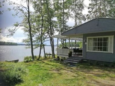 Photo for Vacation home Lajunranta in Puumala - 4 persons, 1 bedrooms
