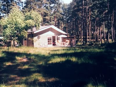 Photo for Holiday home close to the beach in Yngsjö