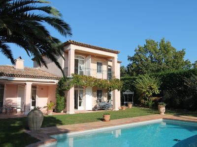 Photo for 2BR Villa Vacation Rental in Grimaud