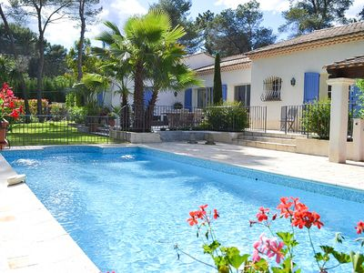 Photo for 4BR Villa Vacation Rental in Roquefort-Les-Pins, Provence-Alpes-Côte-D'Azur