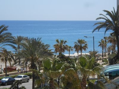 Photo for 3 Bedroom Absolute Frontline Beach Apartment With Beautiful Panoramic Sea Views