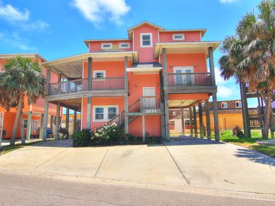 Photo for Treasure Isle: FREE Golf Cart, Ocean Views, Boardwalk, Pool, Wrap Around Deck