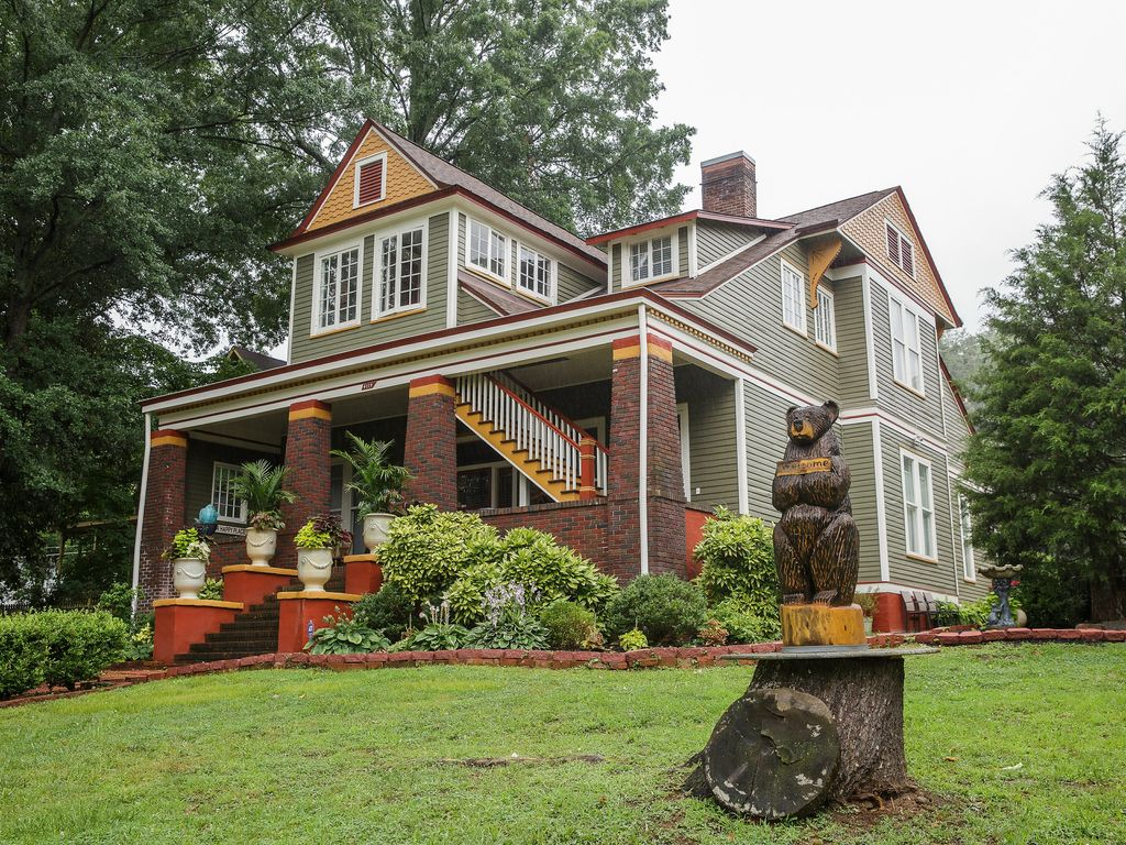 The Bear House 1890  Stinson Suite  Perfect Location