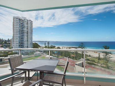 Photo for Ocean Plaza Unit 936 - Right on the beach in the centre of Coolangatta