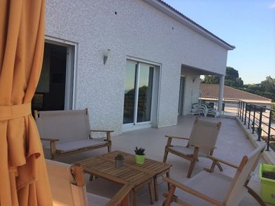 Photo for House of 200 M2 - Panoramic sea view - sleeps 9