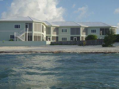 Photo for 'The Ocean's Edge' Grand Cayman Oceanfront Condominium